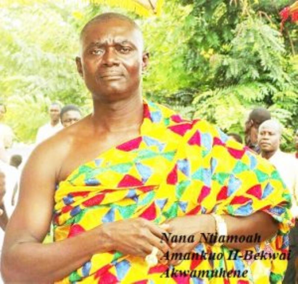 After 26 Years of Wrongful Destoolment: Nana Osei Kwadwo has been reinstated