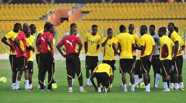 GHANA: Black Stars players pocket $23,000 each as part-payment appearance fee