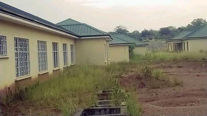 Bekwai Hospital in the Bekwai Municipality.