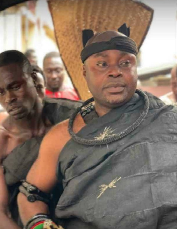 Kumasi: Queen mother fingered in Asamponhene's murder collapses in police custody