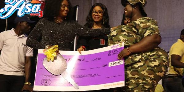 PM crowned queen of Di Asa season three