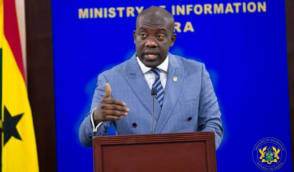 Ghana govt stands ground against US over PDS agreement termination