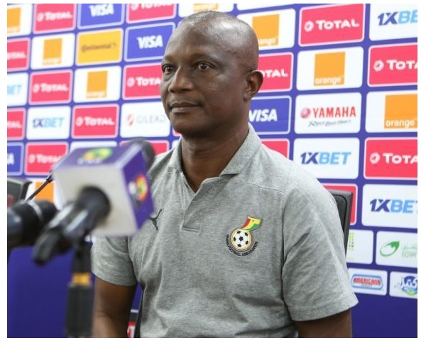 Kwesi Appiah names squad for South Africa, Sao Tome qualifiers