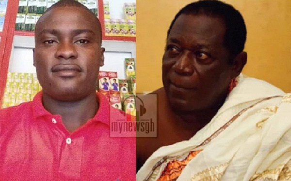 2 arrested for stealing Otumfuo's Club for $1.3 million