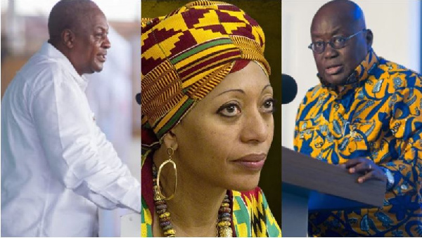 7 Ghanaians who entered into politics just like their parents