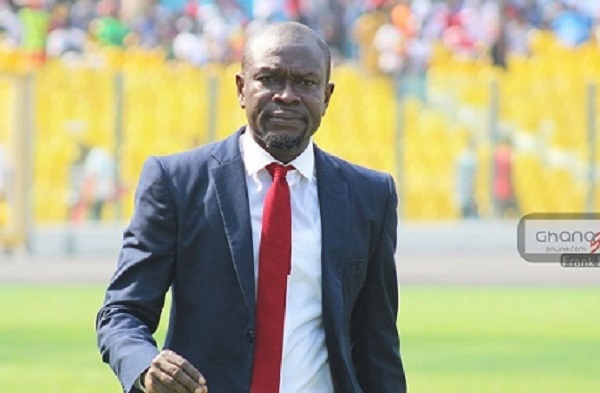 CK Akonnor set to take over from Ibrahim Tanko as Black Stars assistant coach