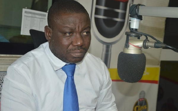 Proof of Ofori-Atta's attempt to acquire Capital Bank – Isaac Adongo insists